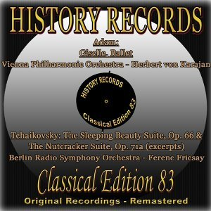 Herbert von Karajan, Vienna Philharmonic Orchestra, Ferenc Fricsay, Berlin Radio Symphony Orchestra 歌手頭像