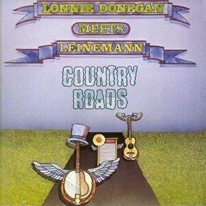 Lonnie Donegan,  Leinemann 歌手頭像