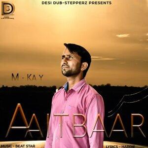 M - Kay 歌手頭像