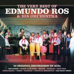 Edmundo Ros & His Orchestra 歌手頭像