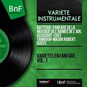 Batterie-fanfare de la Musique de l'Armée de l'air, Adjudant-chef tambour-major Robert Goute 歌手頭像