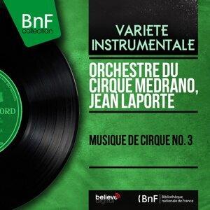 Orchestre du Cirque Medrano, Jean Laporte 歌手頭像