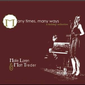 Halie Loren and Matt Treder, Halie Loren, Matt Treder 歌手頭像