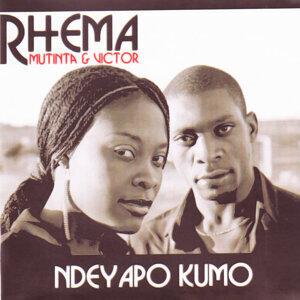 Rhema Mutinta, Victor 歌手頭像