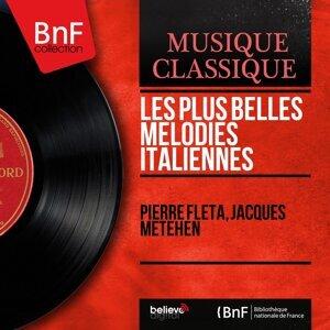 Pierre Fléta, Jacques Météhen 歌手頭像