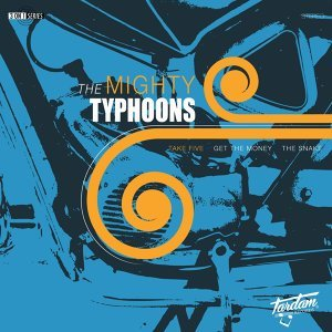 The Mighty Typhoons 歌手頭像