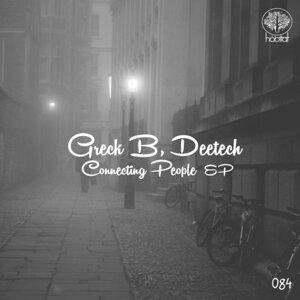 Deetech, Greck B 歌手頭像