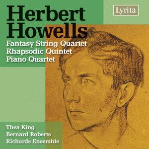 Richards Piano Quartet, Richards Ensemble, Thea King 歌手頭像