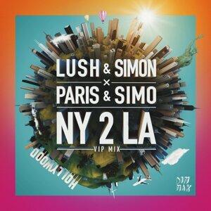 Lush & Simon, Paris &Simo 歌手頭像