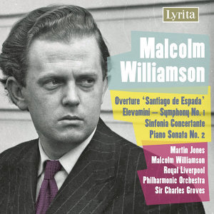 Malcolm Williamson, Royal Liverpool Philharmonic Orchestra, Martin Jones 歌手頭像