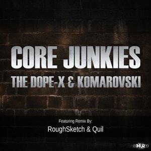 The Dope-X, Komarovski 歌手頭像