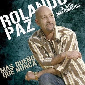 Rolando Paz & Sus Melomanos 歌手頭像