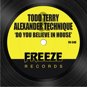 Todd Terry, Alexander Technique 歌手頭像