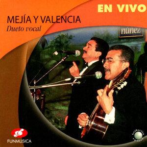 Mejía y Valencia 歌手頭像