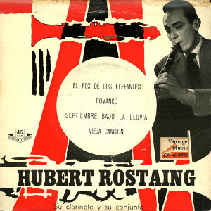 Hubert Rostaing 歌手頭像