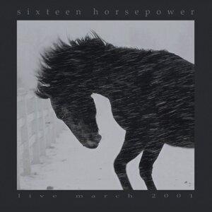 16 Horsepower 歌手頭像