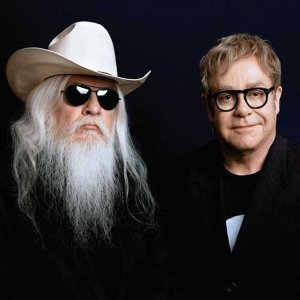 Elton John & Leon Russell (艾爾頓強 & 里昂羅素)