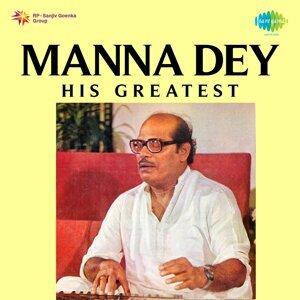Manna Dey 歌手頭像