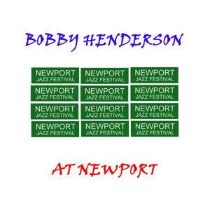 Bobby Henderson 歌手頭像