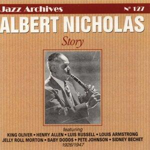 Albert Nicholas 歌手頭像
