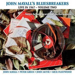 John Mayall's Bluesbreakers 歌手頭像