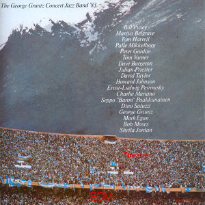 The George Gruntz Concert Jazz Band '83