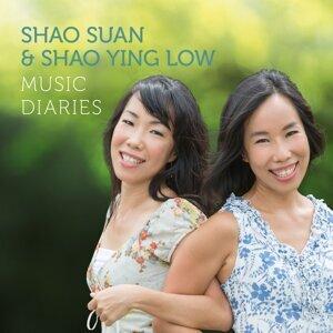 Low Shao Suan & Low Shao Ying Artist photo
