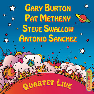 Steve Swallow Antonio Sánchez Gary Burton Pat Metheny アーティスト写真