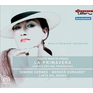 Simone Kermes (西蒙‧柯蜜斯) 歌手頭像