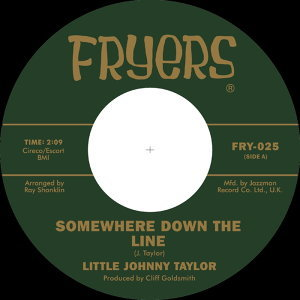 Little Johnny Taylor 歌手頭像