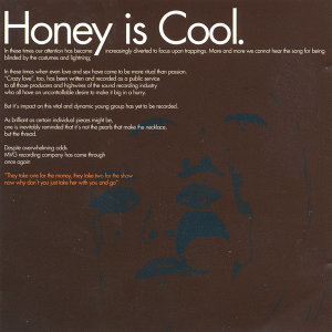 Honey is Cool