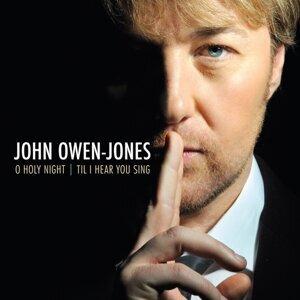 John Owen-Jones (約翰‧歐文瓊斯) 歌手頭像