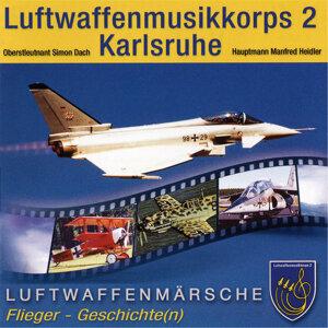 Luftwaffenmusikkorps 2 Karlsruhe 歌手頭像