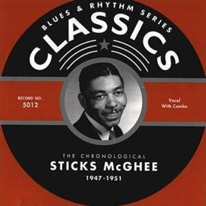 Sticks McGhee 歌手頭像