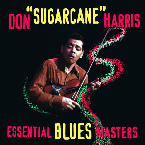 Don 'Sugarcane' Harris