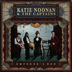Katie Noonan and the Captains アーティスト写真
