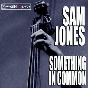 Sam Jones 歌手頭像