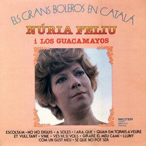 Nuria Feliu I Los Guacamayos 歌手頭像
