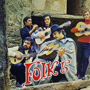 Folk 5 歌手頭像
