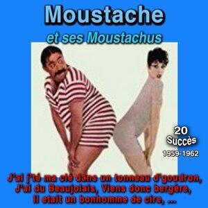 Moustache 歌手頭像