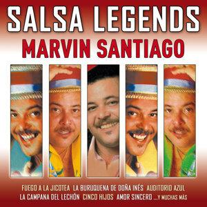 Marvin Santiago 歌手頭像