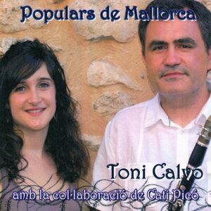 Toni Calvó アーティスト写真
