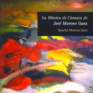 Quartet Moreno Gans アーティスト写真
