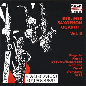 Berliner Saxophone Quartett 歌手頭像