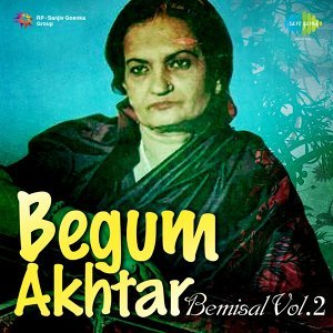 Begum Akhtar 歌手頭像
