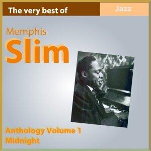 Memphis Slim (曼菲斯柔樂團) 歌手頭像