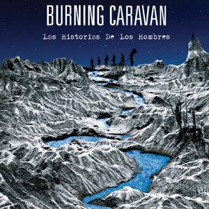 Burning Caravan Artist photo