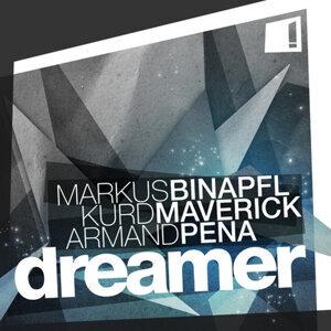 Markus Binapfl, Kurd Maverick, Armand Pena 歌手頭像