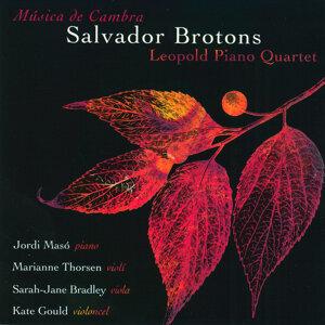 Leopold Piano Quartet アーティスト写真