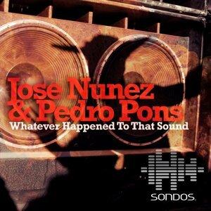 Jose Nunez and Pedro Pons 歌手頭像